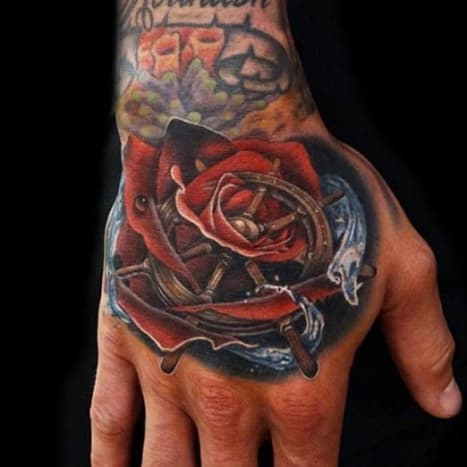 The master of morph tattoos does it again by Andrés Acosta