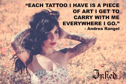 Get to know Andrea Rangel