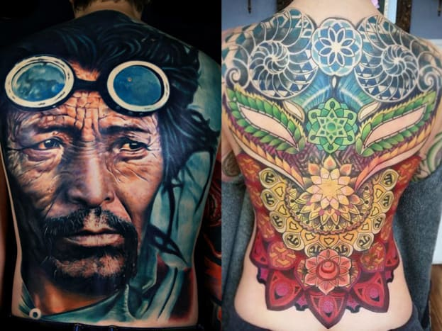 Photo via olegtattoopagePhoto via anthonyortegaColor 80 (hours) $15,000 With a portrait included Color $16,000