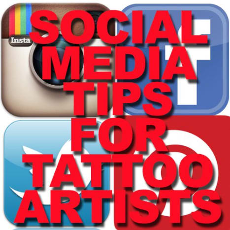 Picking a Platform: The three best platforms to use for pictures of your tattoos are Instagram, Tumblr, and Pinterest.