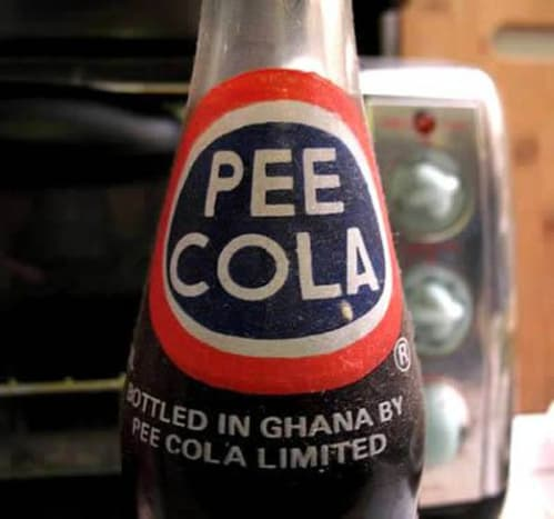 Even if this was the last drink in the universe I would take a pass on this Ghanaian soda.