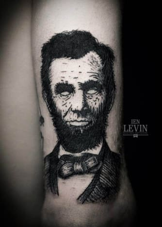 Zombie Lincoln would have beat the Confederacy single-handedly.