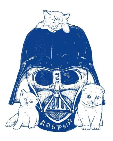 They should have used kittens to bring Vader back from the dark side.