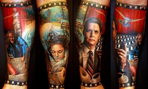 This sleeve was done by Electric Linda.