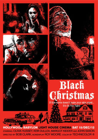 Considered to be the grand-daddy of Christmas slashers, this film was a recipe for success. Sorority girls, merciless killings, and psychological torture? Count us in!