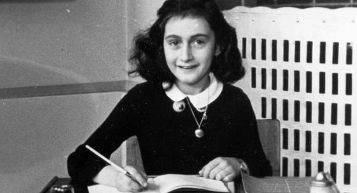 Although it's been nearly 75 years since Anne Frank's diary was discovered in Germany, researching recently discovered two pages that had been hidden for all these years.