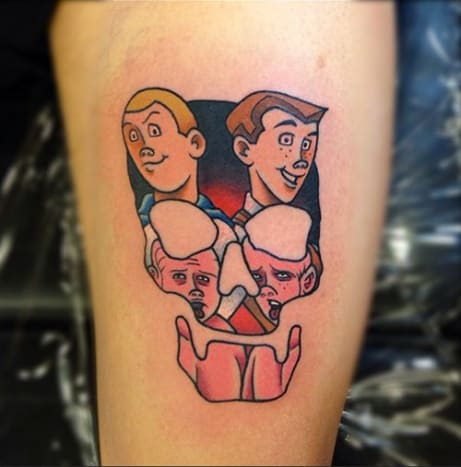 554b31df27f51 ... We bet that Venture Bros. co-creator Doc Hammer (check out our interview