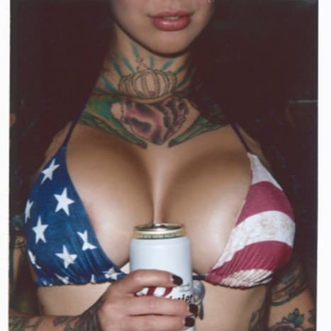 Of all the beautiful babes in the United States.