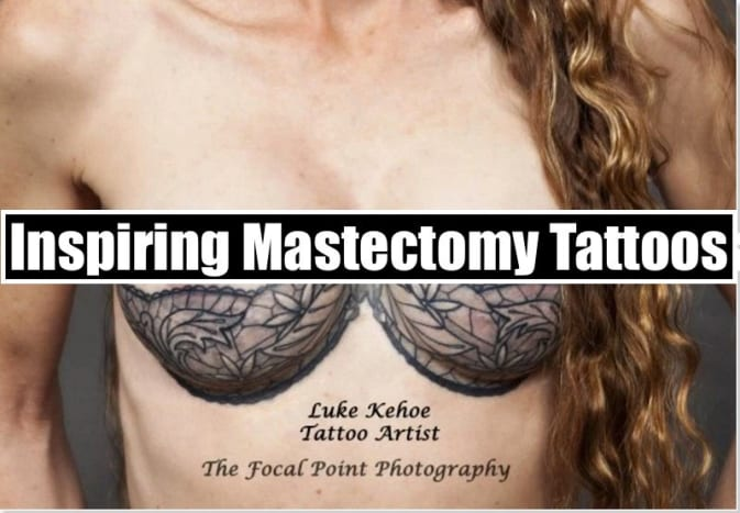 Mastectomy Tattoos Luke Kehoe