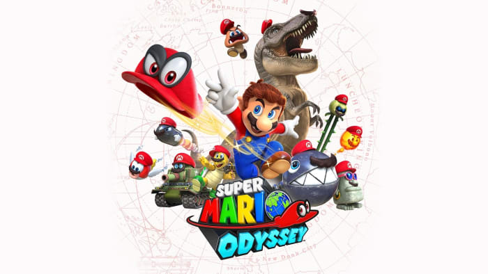 Super Mario Odyssey is a game created for the Nintendo Switch that was released in October of 2017.