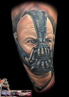 Bane is the reckoning that Gotham derseves.