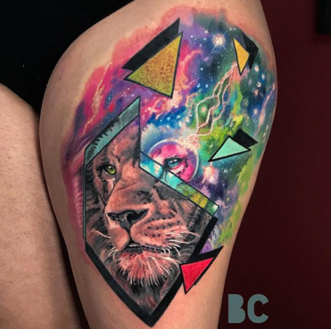 Bobby Cupparo is a world-famous tattooer with five years of impressive experience.