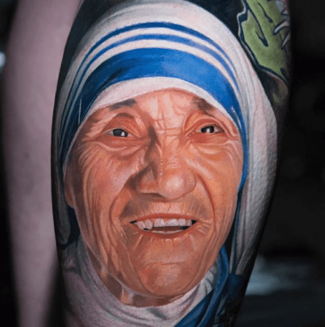 75 Realistic Portrait Tattoos By 15 Of the Best Realism Tattoo ...