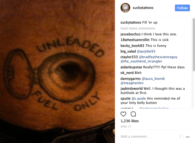 This Instagram Page is Every Tattoo Artist's Worst Nightmare