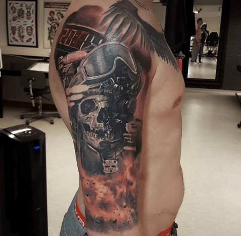 U.S. Air Force Relaxes Their Tattoo Policy - Tattoo Ideas, Artists ...