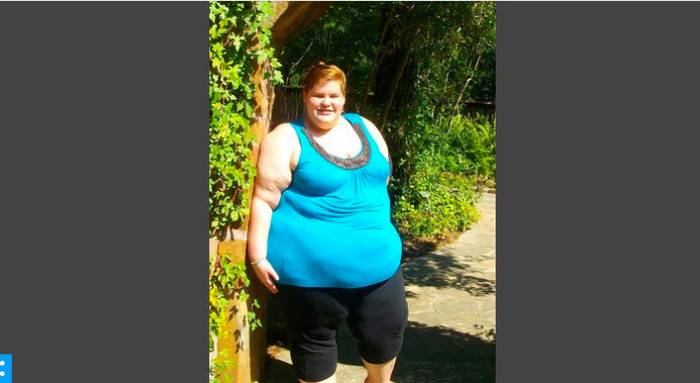 At only 23 years old, Ariel already accomplished a massive 260 lb weight loss.
