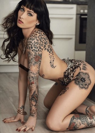 wildcat_ink photo by stefan_g_photography