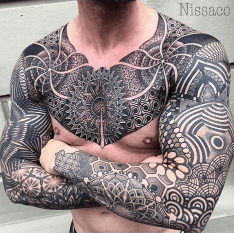Tattoo by @nissacoThe very first step to planning a sleeve is researching and then deciding what style you want your tattoos to be in. There are countless styles to choose from, whether you're leading toward realism or traditional, and it's up to you to decide what you what!