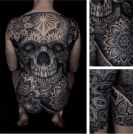 How insane is this back piece?