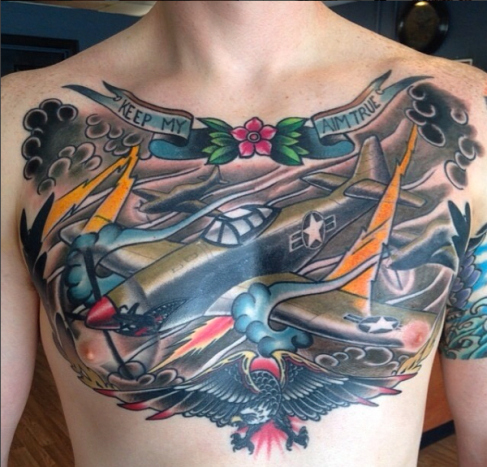 Military Ink: U.S. Air Force Relaxes Their Tattoo Policy - Tattoo ...