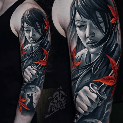 50 Creative Sleeves by Some of the Best Tattoo Artists - Tattoo ...