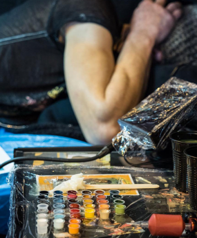 tattoo inks and pigments