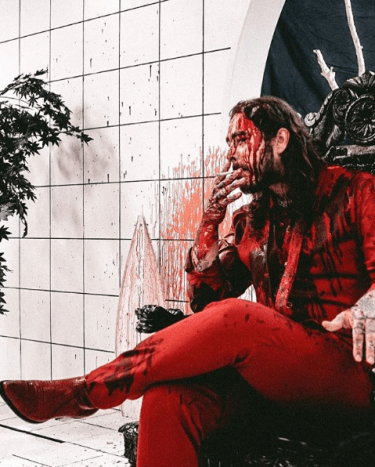 Post Malone is known not only for his soulful lyrics, but his badass ink.
