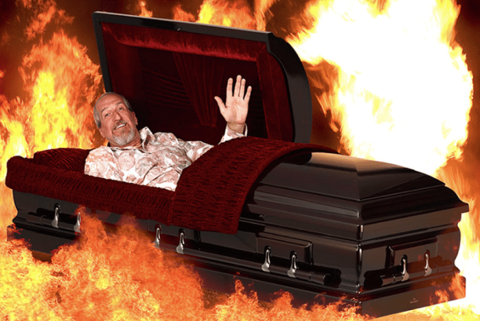 When you're putting a loved one to rest, the last thing you'd want to happen is for their casket or coffin to 'explode,' however, this strange phenomenon is much more common than you might think.