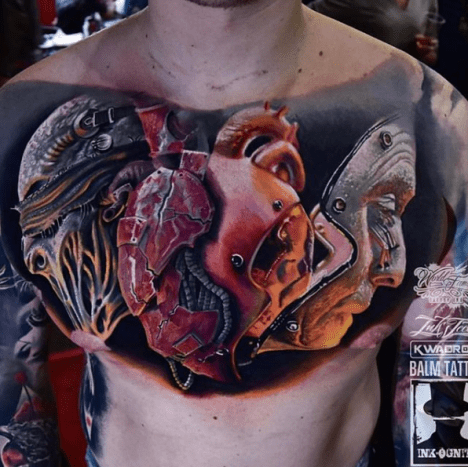 Incredible job by @tofi_tattoo.