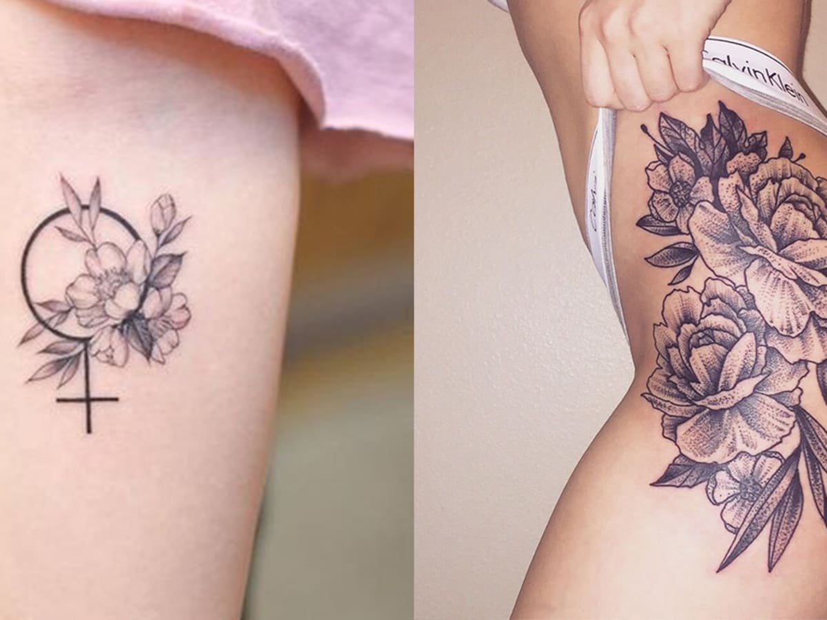 20 Most Common Placements For a First Tattoo   Tattoo Ideas ...