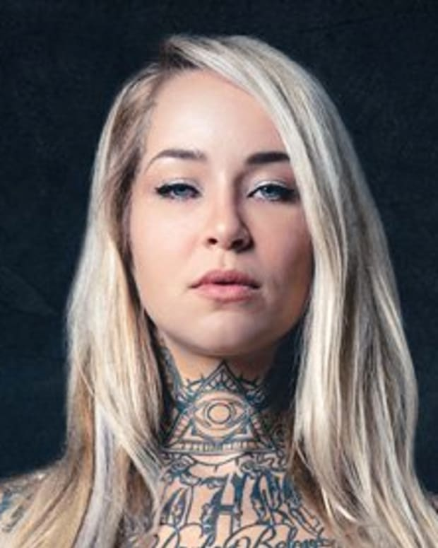 Sara Fabel, Anarchy Parlor, Tattoo Artist, Tattoo Model, Inked Magazine, Inked Interview