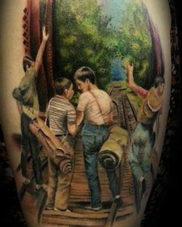 Stand By Me Lassi Tattoo