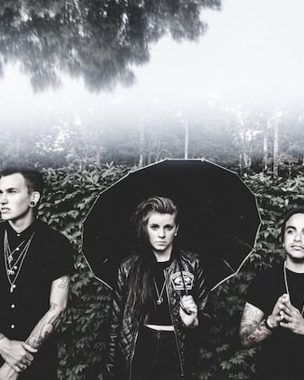 PVRIS photo by Sam San Roman