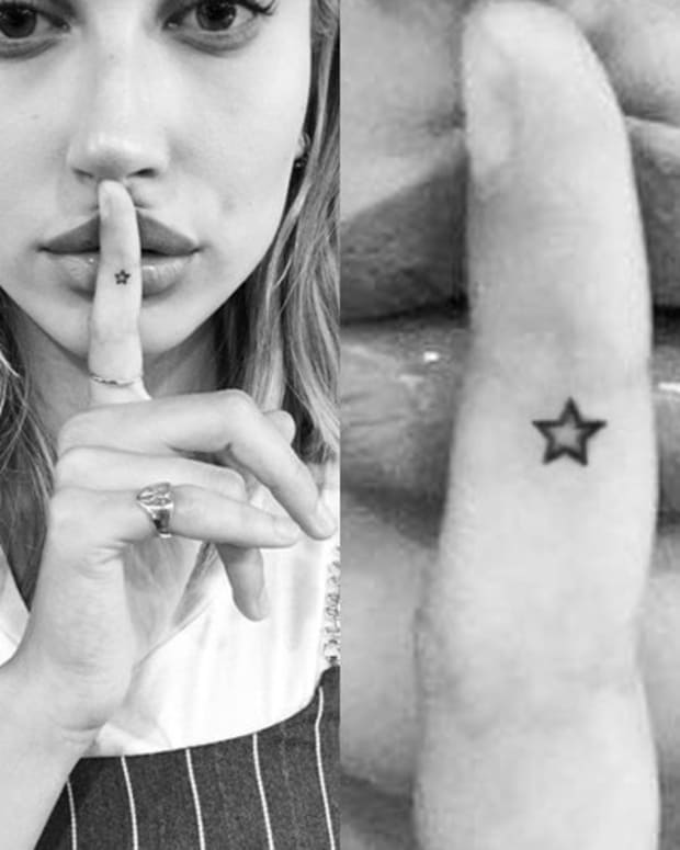 12-hailey-baldwin-star-finger-tattoo