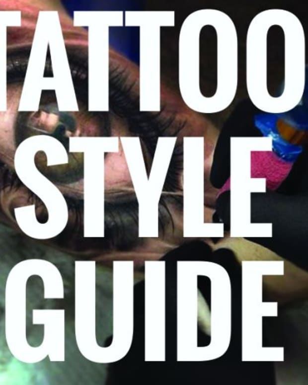 tattoo style guide
