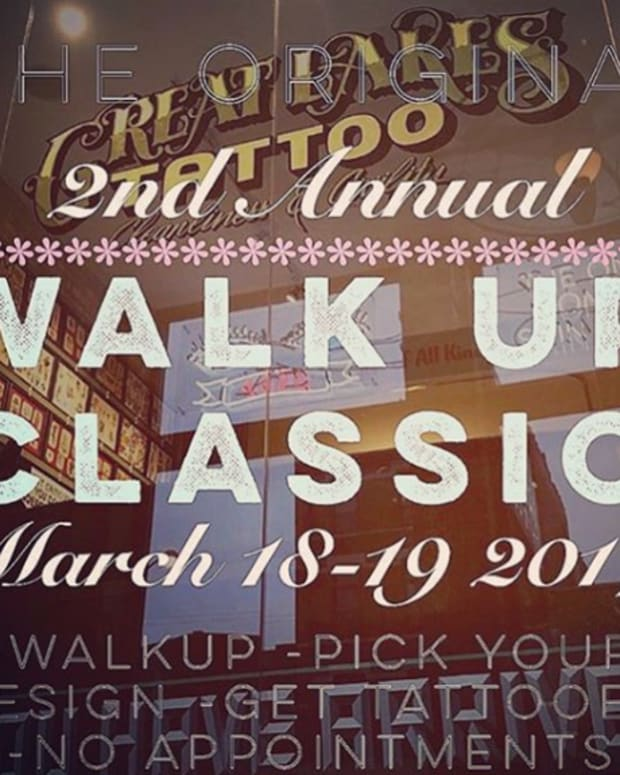 walk up classic 4
