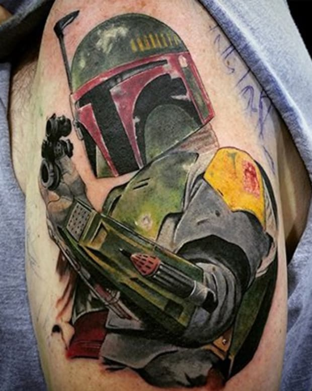 20e9a90ac May the Force Be With Your Tattoo Artist On National Star Wars Day ...