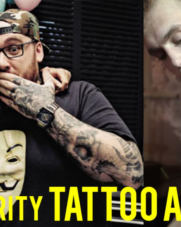 celebrity tattoo fb