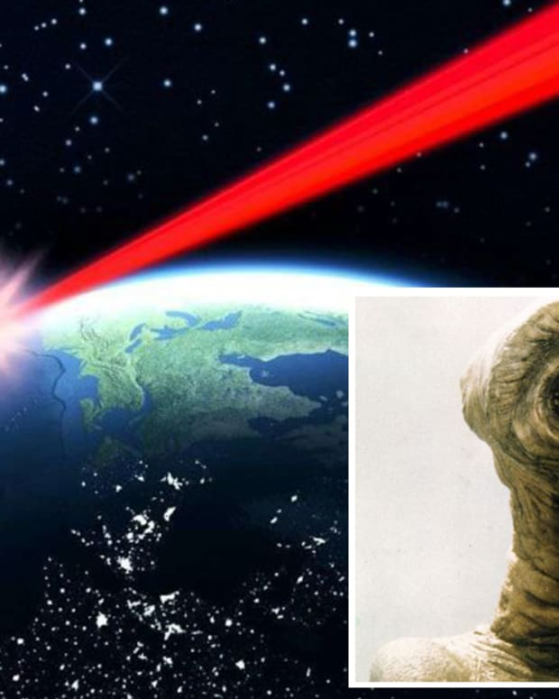 alien communication, alien contact, earth laser, space laser, space force