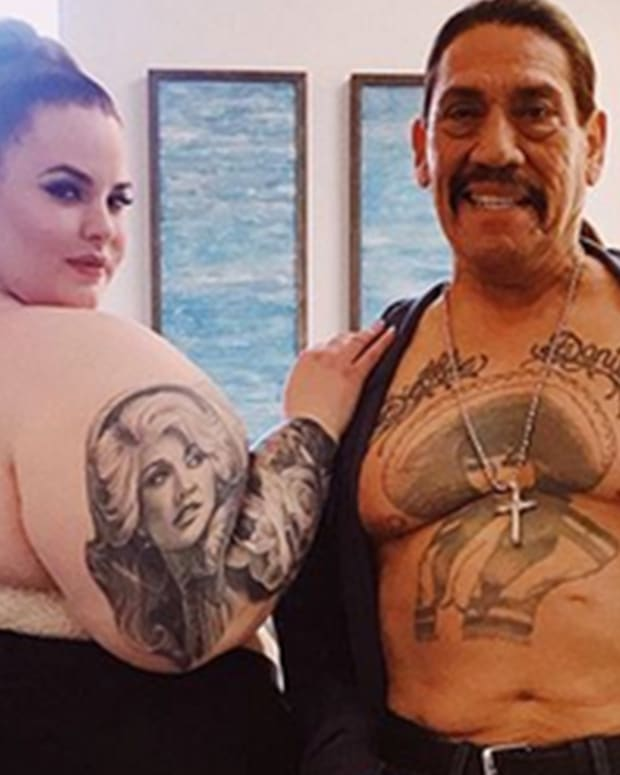 tess holliday danny trejo fb