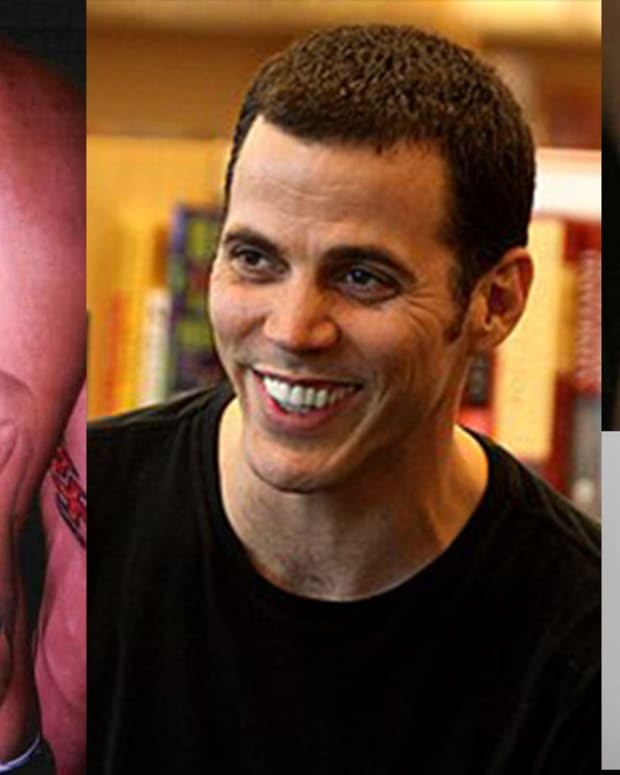 steve-o regret fb