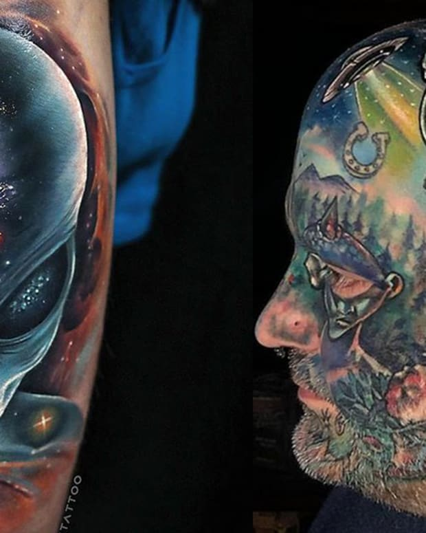 alien tattoos fb