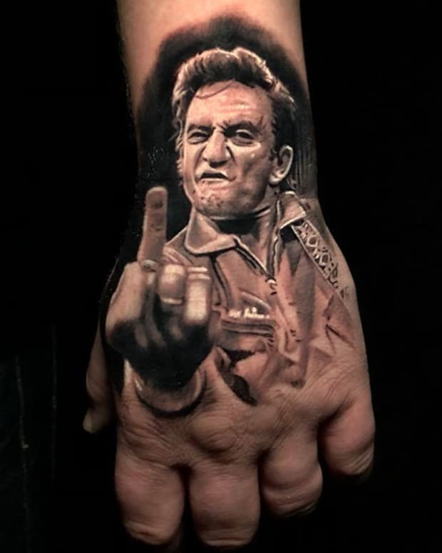 johnny cash tattoos fb