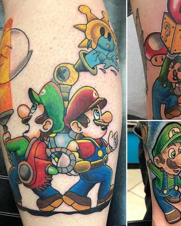 LUIGITATTOOS