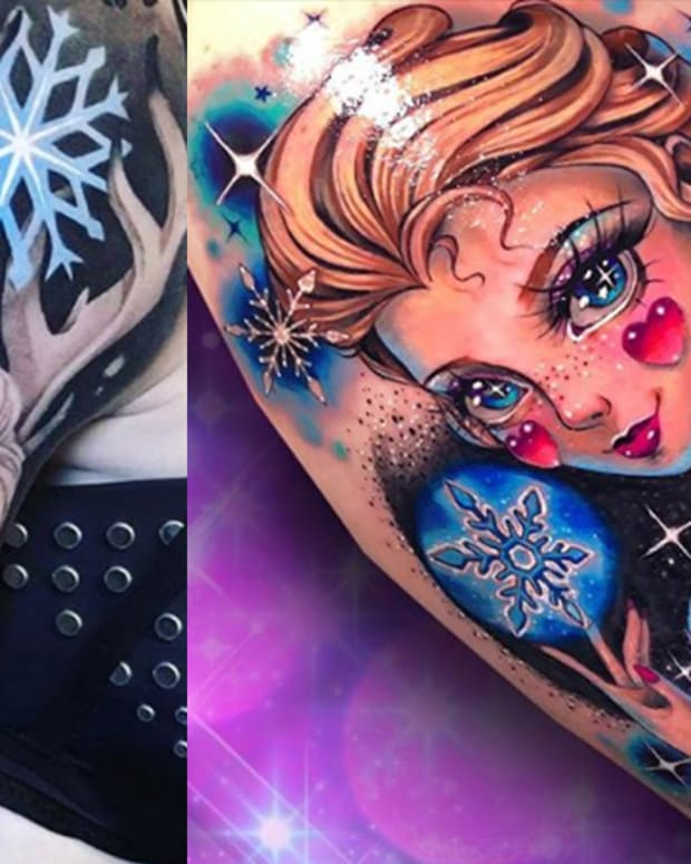 frozen tattoos fb