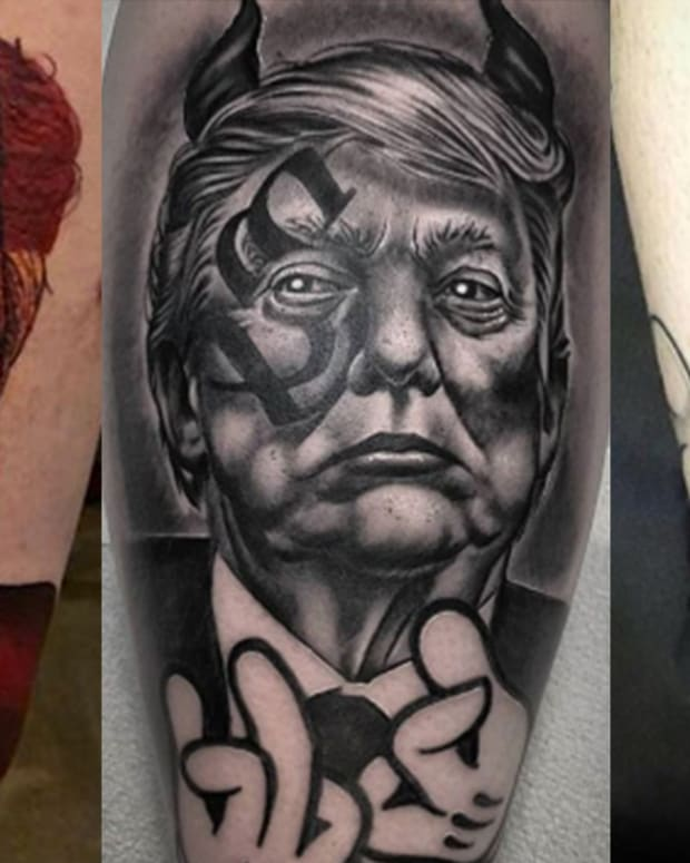 impeachment tattoo fb