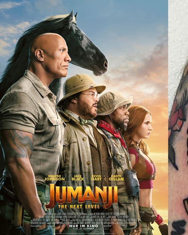 jumanji tattoos fb