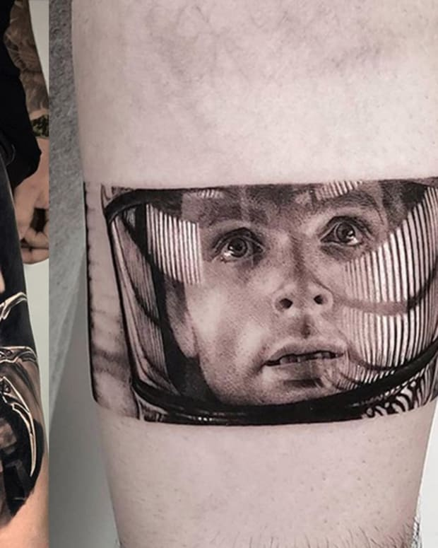scifi tattoos fb