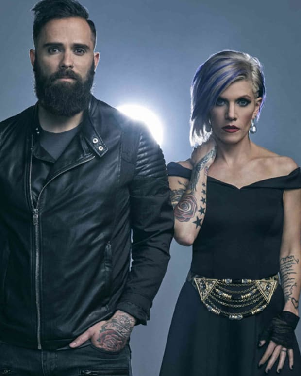 Skillet, Skillet Tattoos, John Cooper, John Cooper Tattoos, Fight the Fury, Lava records, metal band, christian rock, christian rock music, inked magazine, inked interview