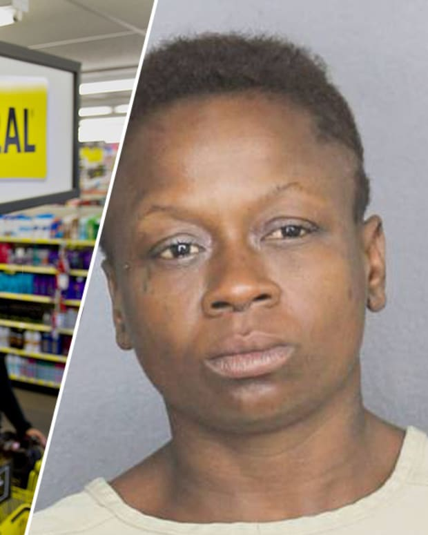 Florida crime, florida woman, dollar store fart, Florida Woman Pulled Knife On Man After He Complained About Her Farts, Florida Woman Pulled Knife On Man After Complaining About Her Farts, passing gas, farting in public, florida woman arrested for farting, gas attack, inked magazine, Shanetta Yvette Wilson, John Walker, Paul Flart